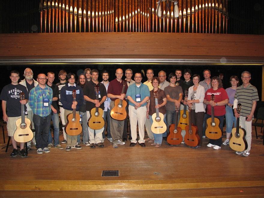 Interlochen Guitar Orchestra